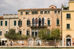 Swiss Consulate, Venice Stock Photo