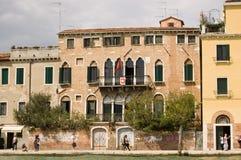 Swiss Consulate, Venice Stock Photo