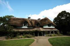 The Swiss Cottage, Ireland Stock Photo