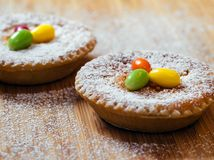 Swiss Easter rice tart Stock Images