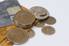 Swiss Francs IV stock image