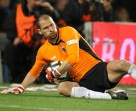 Swiss goalkeeper Fabio Coltorti Royalty Free Stock Photography