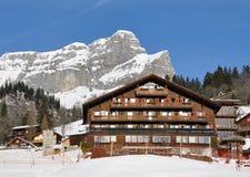 Free Swiss Holiday House Royalty Free Stock Photos - 12327838