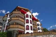 Swiss hotel Stock Photos