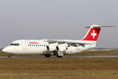 Swiss International Air Lines Royalty Free Stock Images