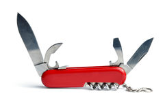 Swiss knife Stock Photos