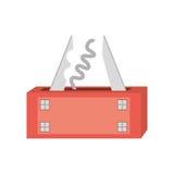 Swiss knife multi tool camping Royalty Free Stock Photos