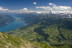 Swiss landscape Royalty Free Stock Image