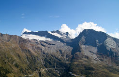 Swiss mountain Royalty Free Stock Photos
