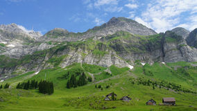 Swiss Mountains Stock Images