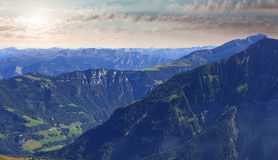 Swiss mountains Switzerland alps panorama