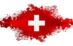 The Swiss National Day, Schweizer Bundesfeier Royalty Free Stock Photos
