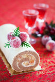 Swiss Roll Royalty Free Stock Images