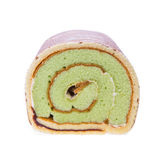 Swiss roll cake Royalty Free Stock Image