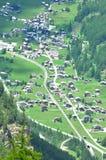 Swiss village Royalty Free Stock Photography