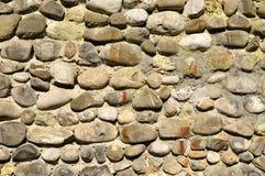 Swiss wall. Royalty Free Stock Image