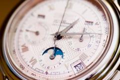 Swiss watch close up Stock Image