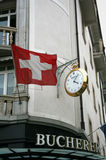 Swiss watch Royalty Free Stock Images