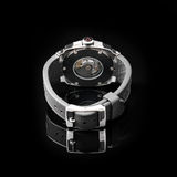 Swiss watches on black background. Product photography. Stock Image