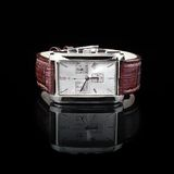 Swiss watches on black background. Product Stock Image