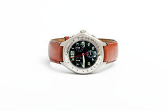 Swiss watches on white background. Product photography. Stock Images