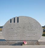 Swissair Flight 111  Memorial Royalty Free Stock Photos