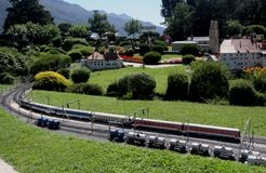 Swissminiatur Fotografia de Stock