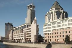 Swissotel Krasnye Holmy Moscow Stock Photo