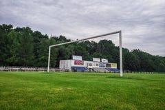 Swit Krzeszowice Stadium, Poland Stock Photos