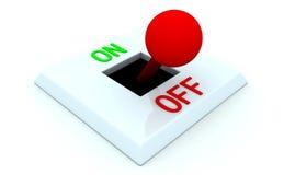 Switch stock image