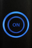 Switch on button Royalty Free Stock Image
