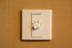 Switch button Royalty Free Stock Photography