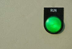 Switch control Royalty Free Stock Photography
