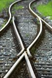 Switch and curve Stock Photos