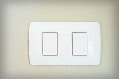 Switch electrically Royalty Free Stock Photography