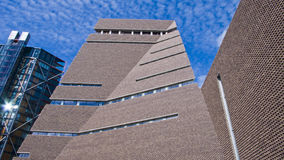 Switch House, new wing of Tate Modern Art Gallery, London, Engla Stock Images