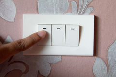Switch icon. On/off icon. Royalty Free Stock Photo