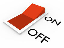 Switch off Stock Photos