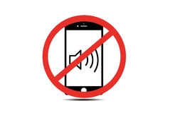 Switch Off mobile phone sign  Vector Stock Images
