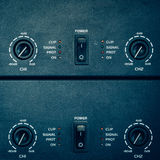 Switch power amplifier Stock Photography