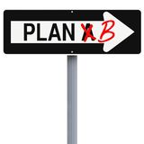 Switch to Plan B