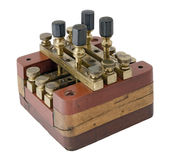 Switch Wire Stock Photo