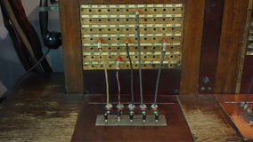 switchboard Obraz Stock