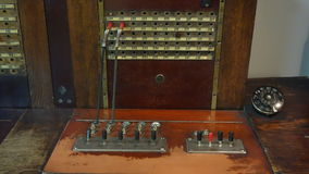 Switchboard Stock Image