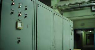 Switchboard władza dalej zdjęcie wideo