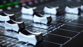 Switcher för solid produktion av televisionTV-sändning lager videofilmer