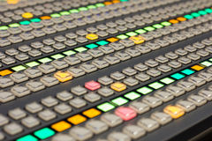 Switcher Royalty Free Stock Image