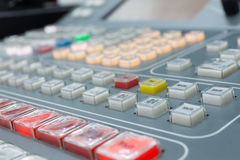 Switcher Royalty Free Stock Photography