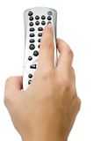Switching Channels Royalty Free Stock Photo