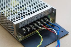 Switching Power Supply. royalty free stock images